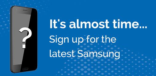 Latest Samsung Phones