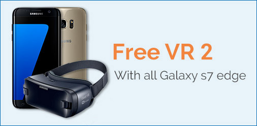 FREE VR2 with galaxy S7 edge