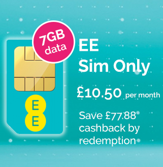 Recommended Sim Only Deal - EE Simo Only