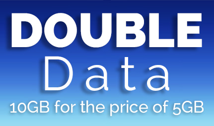 Double Data.