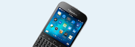 BlackBerry mobile phone contracts