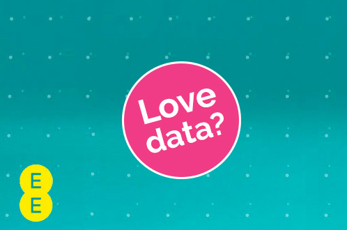 EE network - data plans
