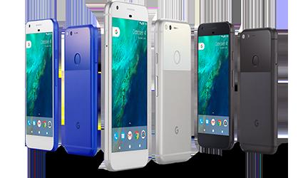 Google smartphones in sumamry