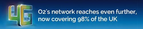 O2 4G Coverage