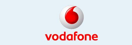 vodafone network logo