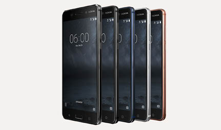 Nokia 6 deals