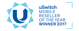 uSwitch Mobile Reseller of the Year 2017