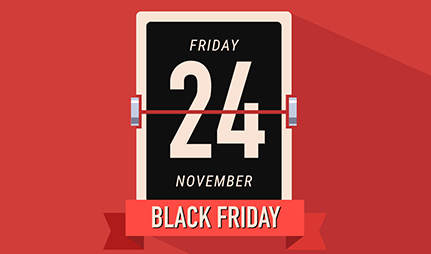 When is Black Friday 2017?