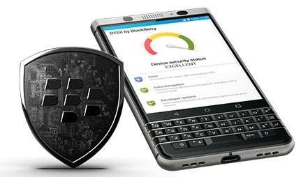 Blackberry features