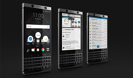 Why choose Blackberry
