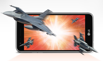 LG V30 durable design
