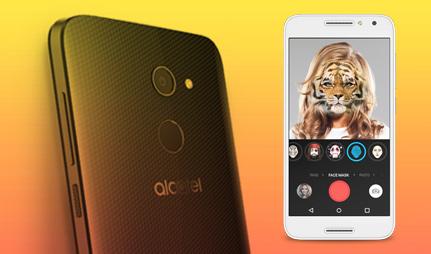 Alcatel A3 Camera