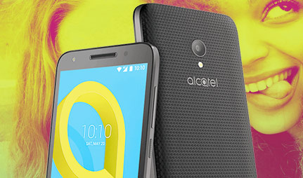 Alcatel U5 Design