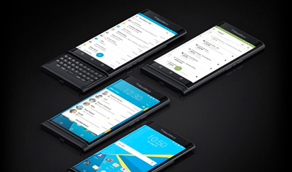 Blackberry Priv Features