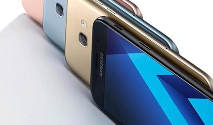 Galaxy A5 premium design