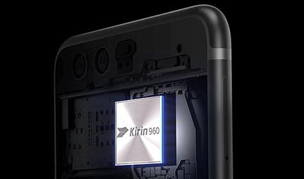 Kirin 960 octa-core processor.
