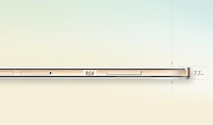 Huawei P8 Lite Design