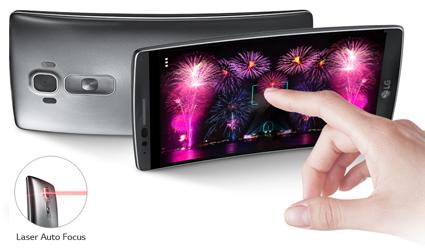LG G Flex 2 Camera