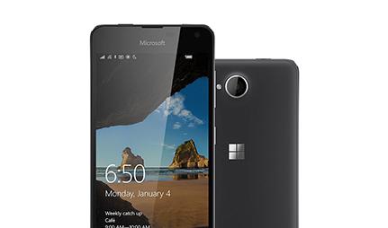 Microsoft Lumia 650 tech specs