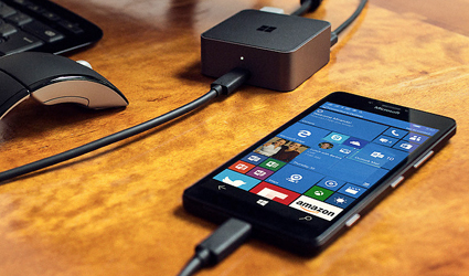 Microsoft Lumia 950 Features