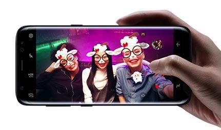 Samsung Galaxy S8 Plus Dual Pixel Camera