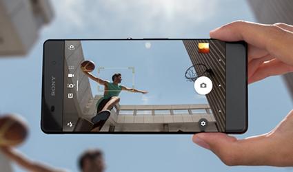 Sony Xperia XA Camera