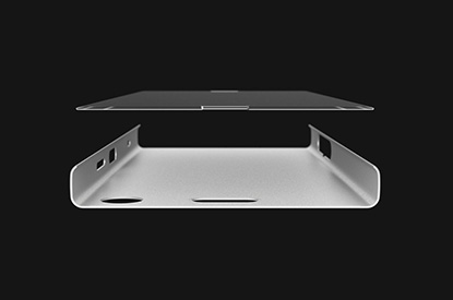 Xperia XZ1 durable design
