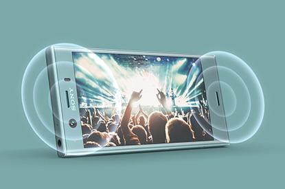 Xperia XZ1 enhanced audio