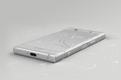 Xperia XZ1 Compact water resistant