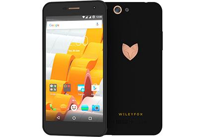 Wileyfox Spark X design