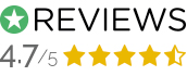 Customer reviews - Rated highly by our own customers