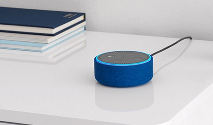 Amazon Echo Dot Calling