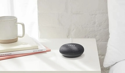 Start your day with Google Home