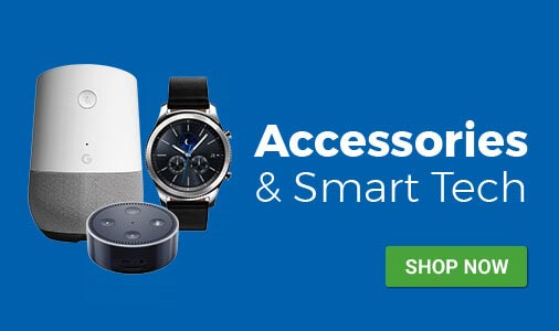 View our accessory and smart home range