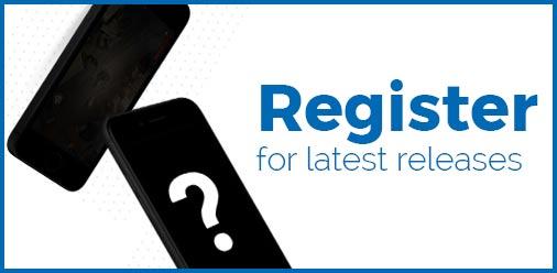 Register for latest handsets