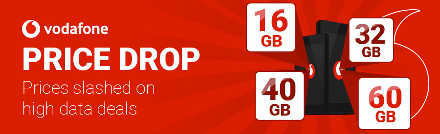 Vodafone high data