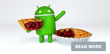 Blog about Android Pie