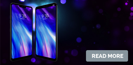 Blog about LG G7
