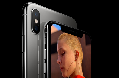 Face ID Technology on iPhone XR