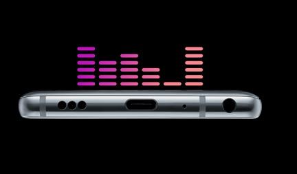 LG G7 Audio
