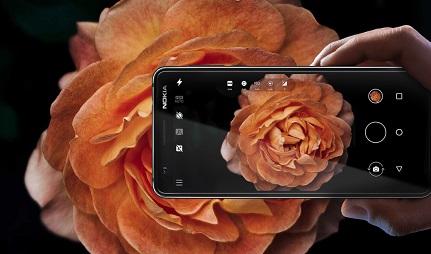 Nokia 3.1 13MP Front Camera