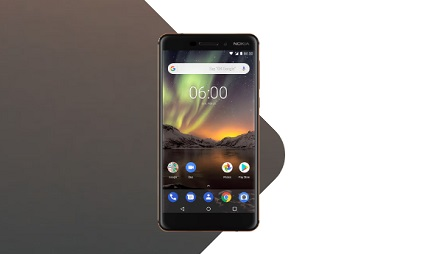 Nokia 6.1 Features