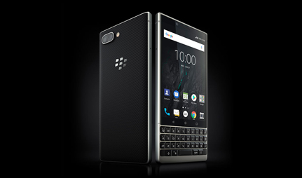 BlackBerry Key2 Design