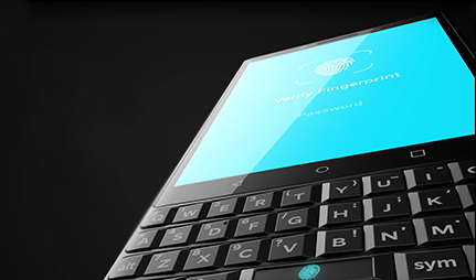 BlackBerry Key2 Features