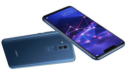 Huawei Mate 20 Lite Design and Display