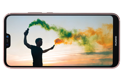Huawei P20 Lite Design and Display