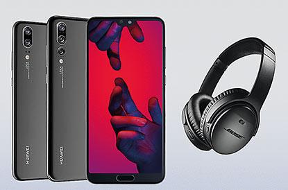 Huawei P20 Promotion