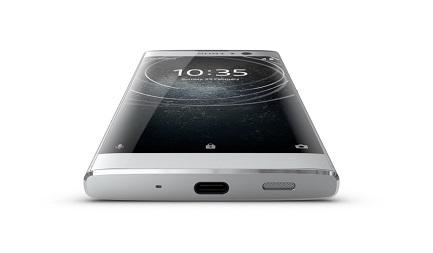 Sony XA2 Design