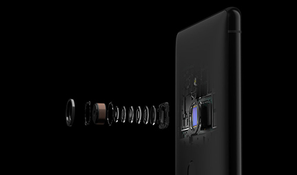 Sony Xperia ZX2 Camera