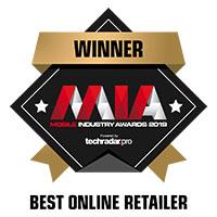 Mobile Industry Awards 2019 - Best Online Retailer